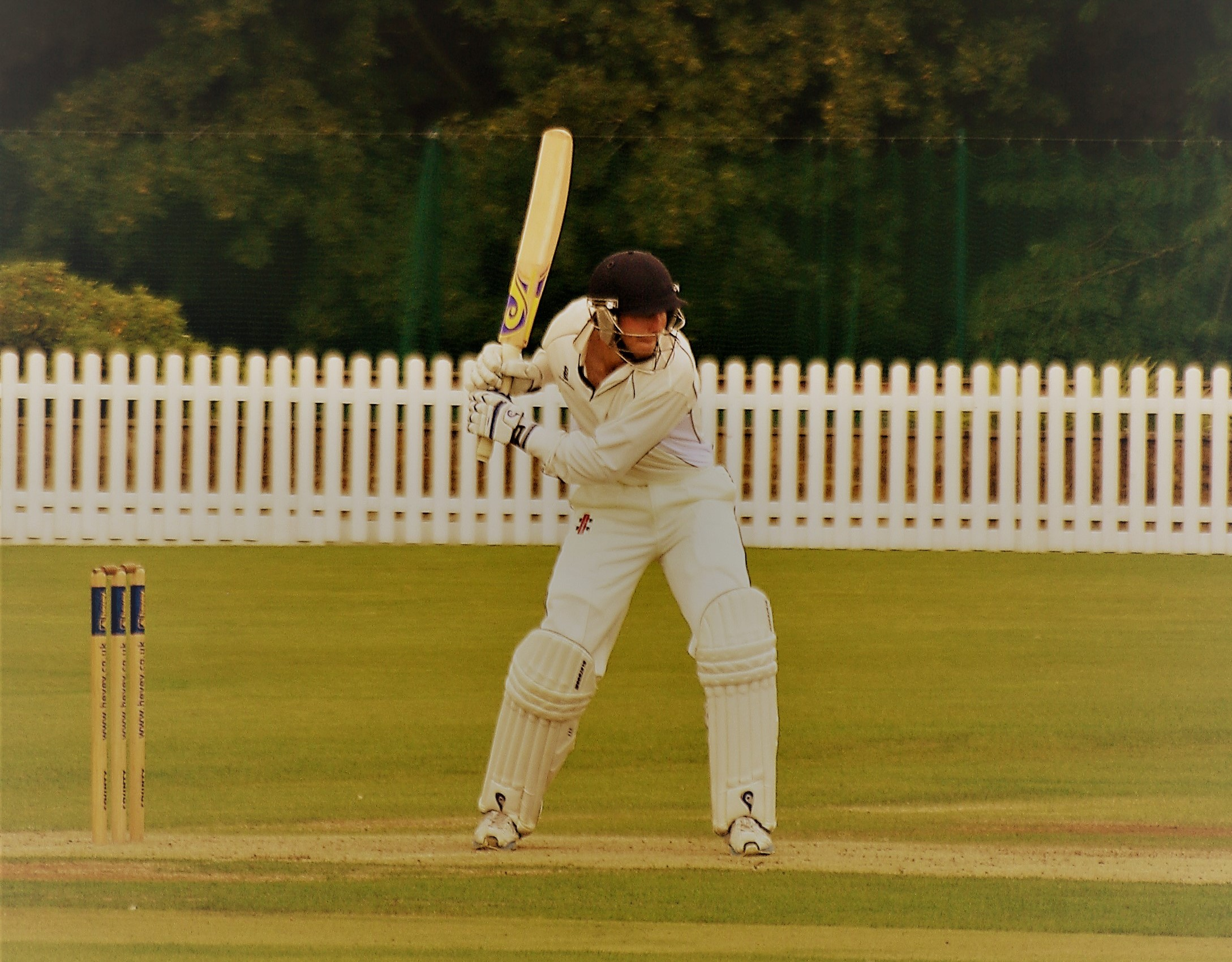Callum Berrill - Cricket