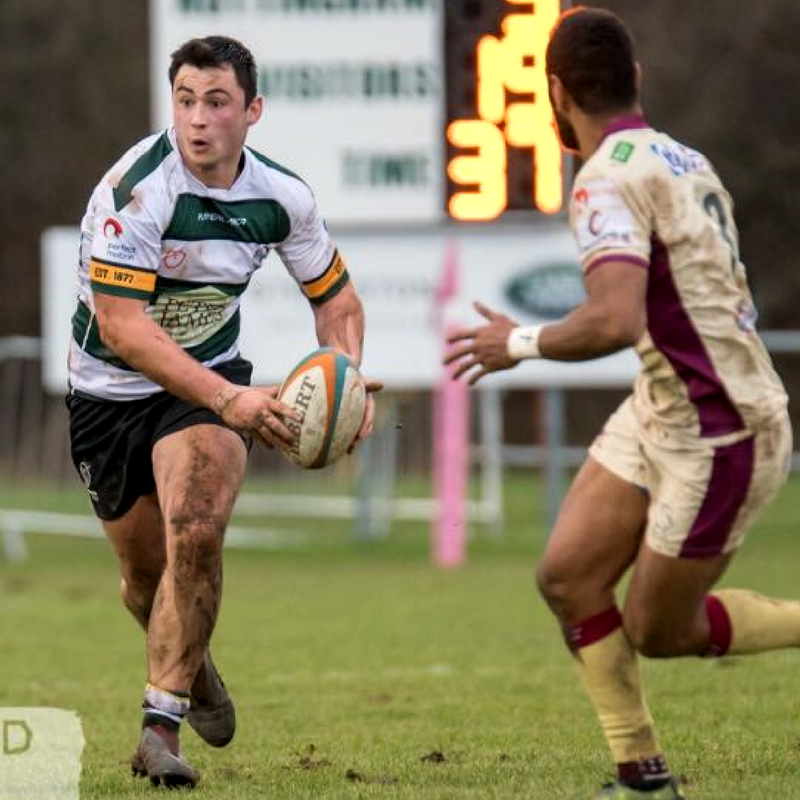 Will Millet- Rugby Union