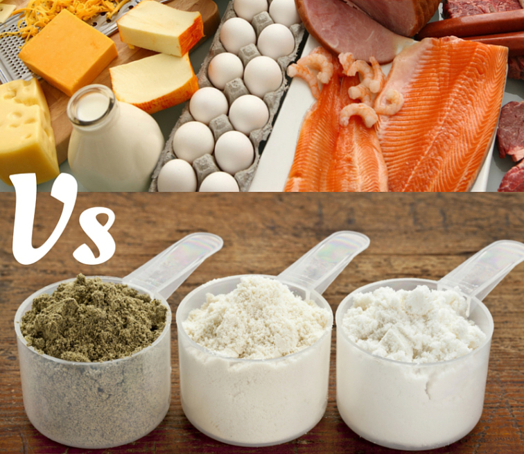 Protein Supplements Vs Real Food: What's Superior For Athletes?